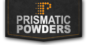 Prismatic Powders, Logo